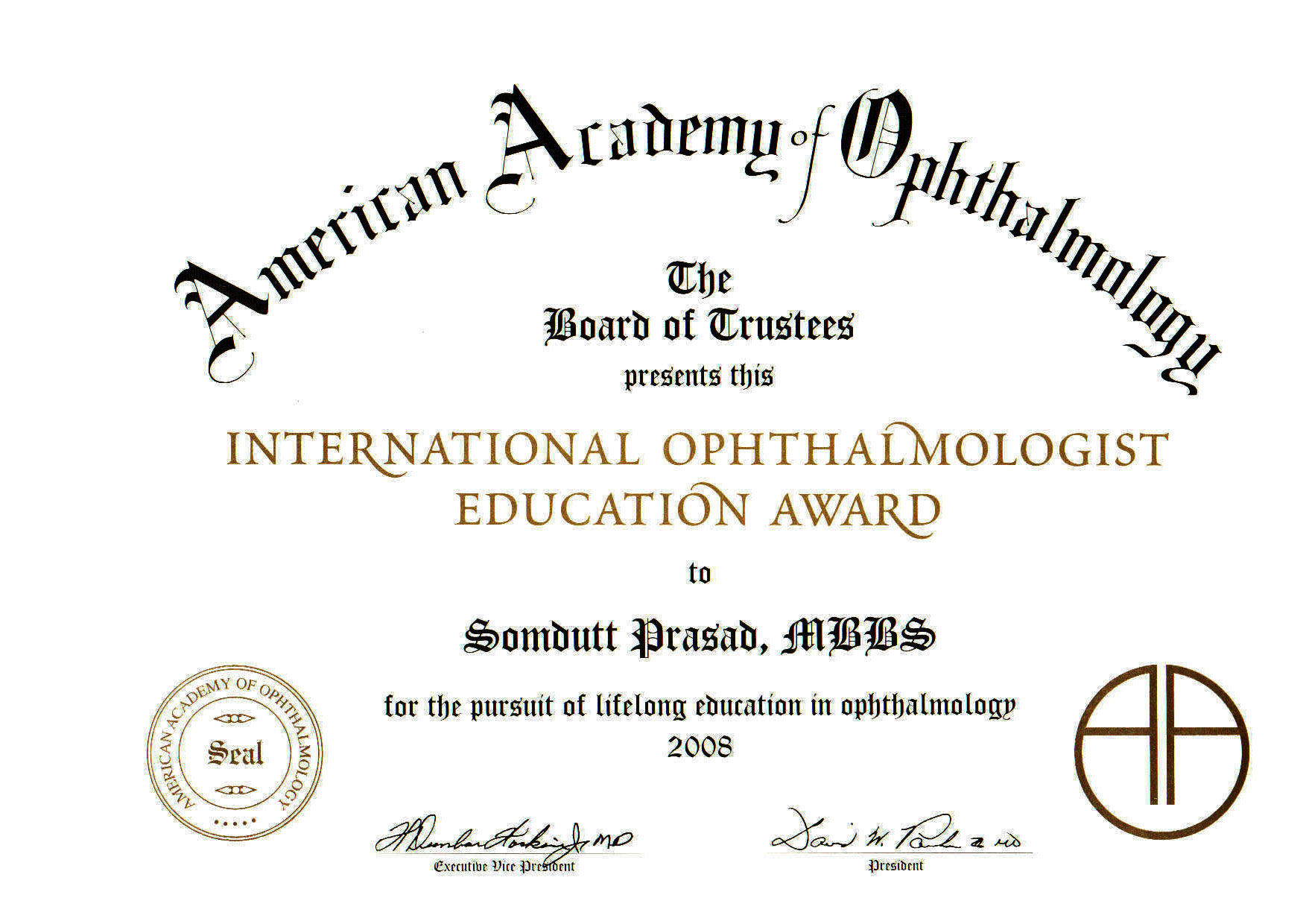AAO Education