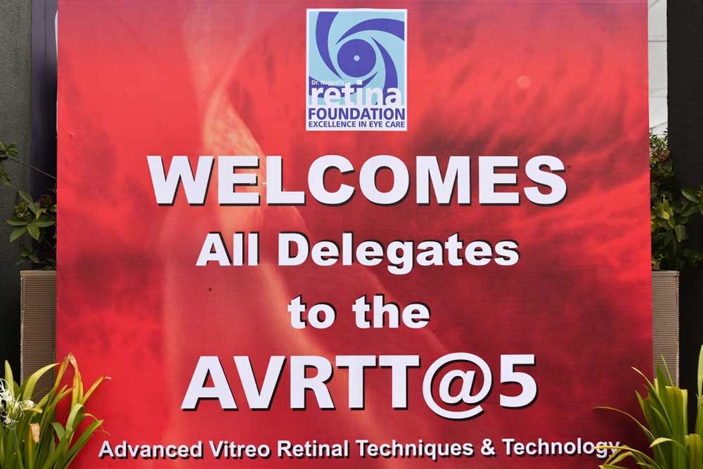 The AVRTT@5 Conference 2016