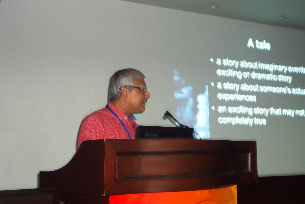 Dr Somdutt Prasad as a guest faculty at Vitreoretina Update Changing Paradigms in Vitreoretina Event