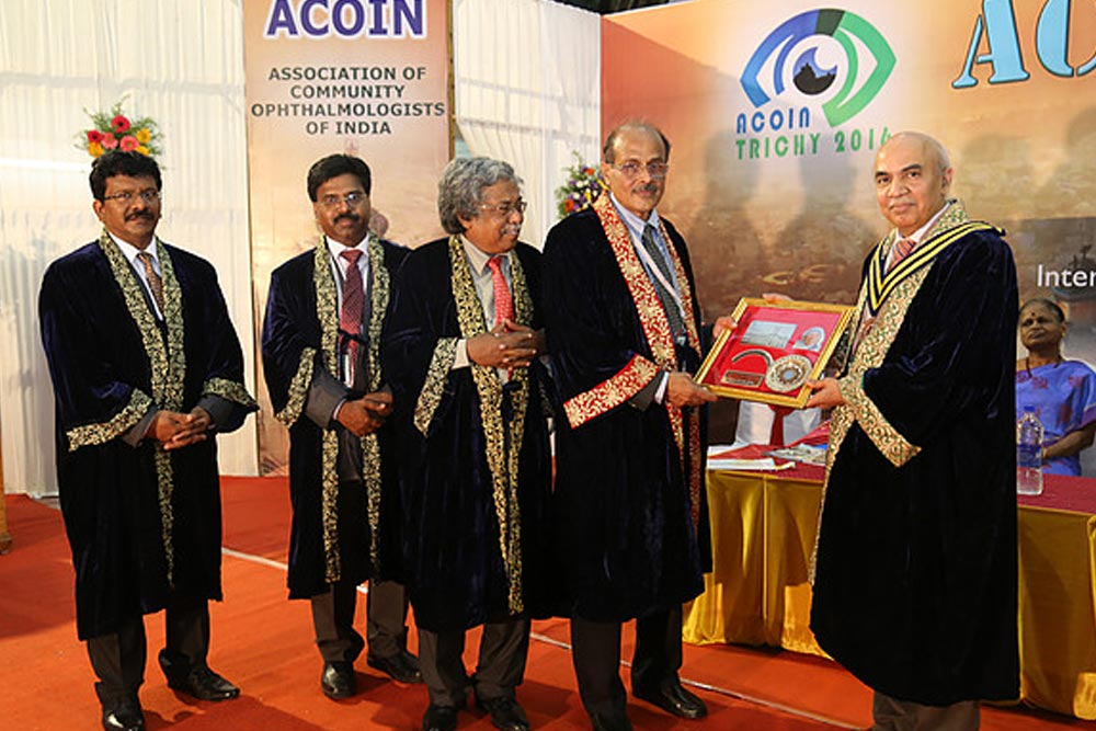 Delegates at ACOIN Trichy 2016
